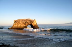 Natural Bridges State Beach